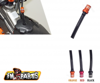 Fm-Parts Fuel Tank Breather Tube Orange
