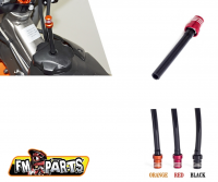 Fm-Parts Fuel Tank Breather Tube Red