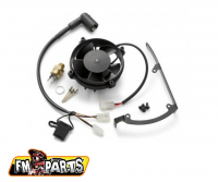 Fm-Parts Fan Cooler Kit KTM EXC 2008-2017