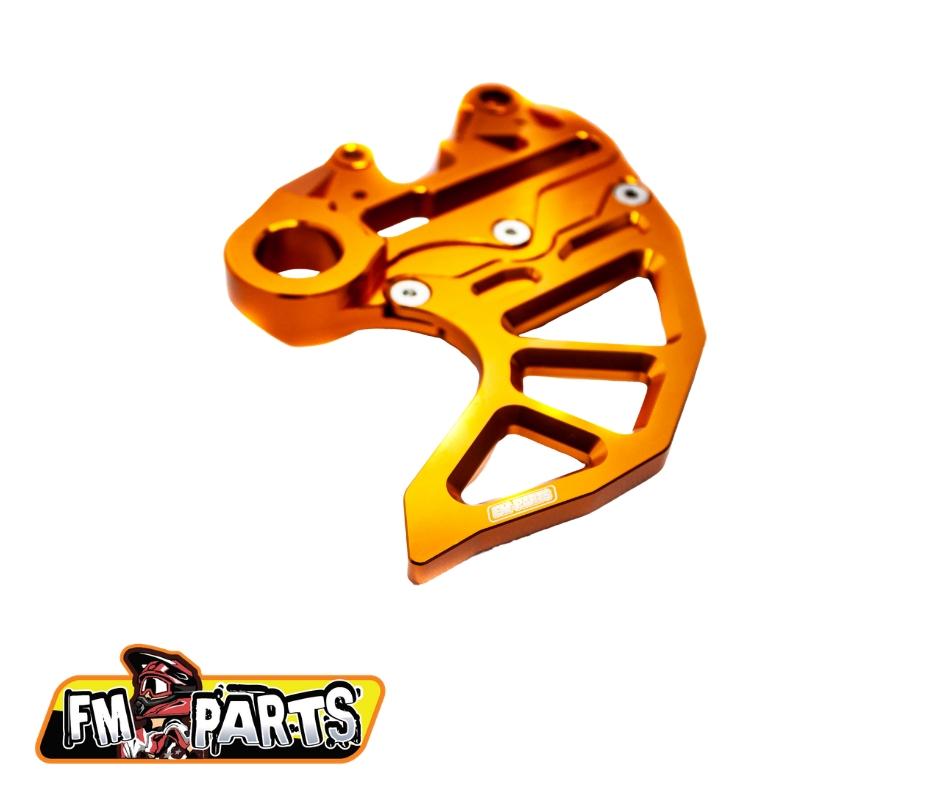 Fm-Parts Rear Disck Guard KTM 2005-2021 Orange