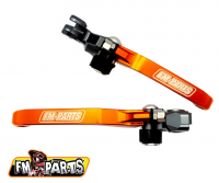 Fm-Parts Set Manete Foldabile KTM 2008-2014 Orange