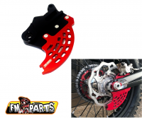 Fm-Parts Rear Disk Guard Beta RR/X-Trainer 2013-2021 Black/Red