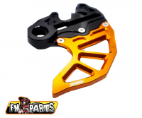 Fm-Parts Rear Disk Guard KTM Black/Orange 2005-2021