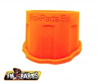 Fm-Parts Oil Tank Guardian KTM / Husqvarna TPI Orange