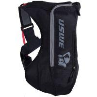 Rucsac de Hidratare Uswe Ranger 4 Carbon Black  2.5L Liquid (4 L Backpack) 2020