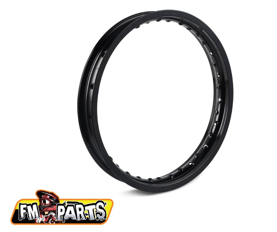 Fm-Parts Rear Rim 18' KTM - Husqvarna - Beta  Black