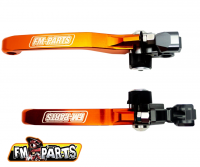 Fm-Parts Set Manete Foldabile KTM 2015-2021 Orange