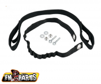 Fm-Parts Front And Rear Strap for KTM EXC 2020-2021 Black