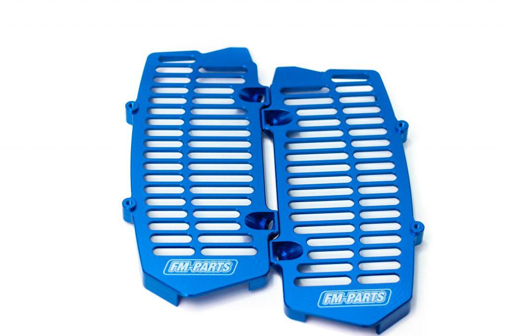 Fm-Parts UniBody Radiator Guards KTM / Husqvarna 2020-2021 Blue