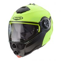 Casca Caberg (2020/2021) Flip-Up Droid (PINLOCK) Model Hi Vizion Culoare YELLOW FLUO / BLACK