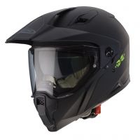 Casca Caberg (2020/2021) Promotion Integral  / Dual Helmet Cu  Xtrace Vizor BLACK Mat