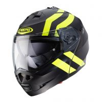 Casca Caberg (2020/2021)Casca Flip-Up DUKE II SUPERLEGEND Mat  BLACK / YELLOW FLUO Culoare Mat BLACK / YELLOW FLUO
