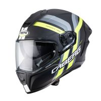 Casca Caberg (2020/2021) Casca Integrala DRIFT EVO VERTICAL Culoare  MATTE BLACK / YELLOW FLUO / GRAY