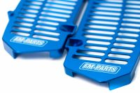 Fm-Parts UniBody Radiator Guards KTM / Husqvarna 2020-2021 Blue