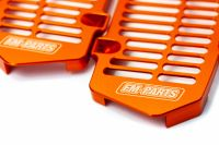 Fm-Parts Protectii Radiator UniBody KTM/Husqvarna 2020-2021 Orange