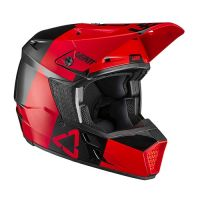 Casca Leatt 3.5 V21.3 Black Red