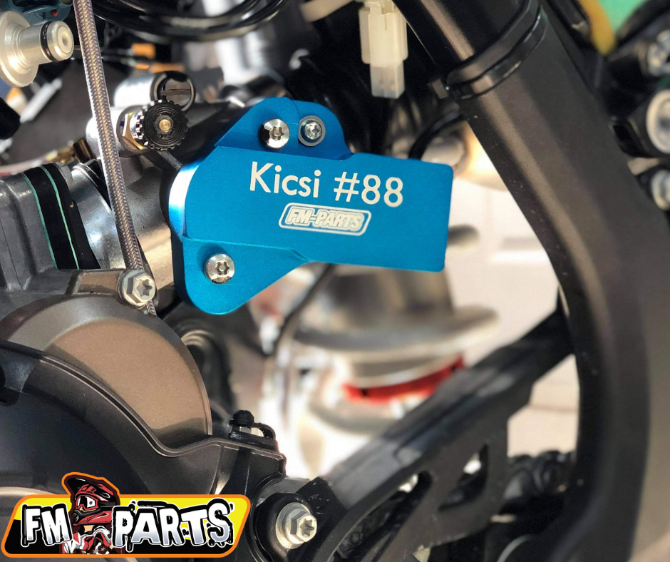 Fm-Parts KTM/Husqvarna TPS Protection Personalized Blue