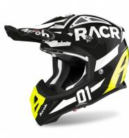 Casca Airoh Ace Racr Gloss 2021