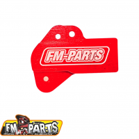 Fm-Parts TPS Protection Alu Gas Gas 250/300 TPI 2021 RED