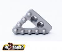 Fm-Parts Capat pedala frana spate Marit KTM/Husqvarna Silver