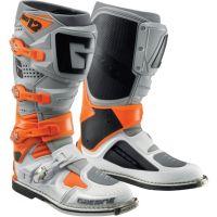Cizme Gaerne Sg12 Grey/White/Orange Editie Limitata