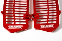 Fm-Parts UniBody Radiatoar Guards GasGas 2021 RED