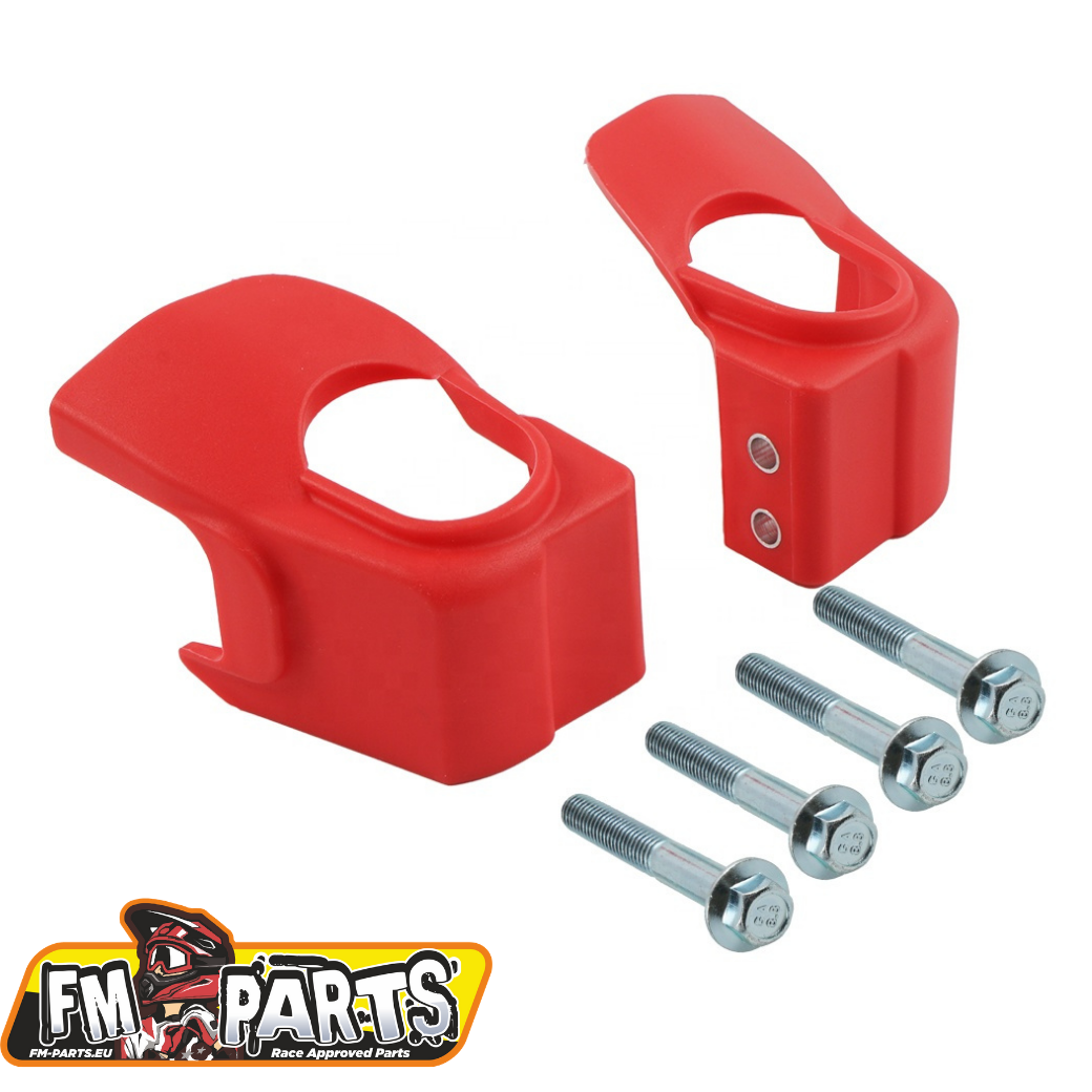 Fm-Parts Fork Protection Beta RR / X-Trainer Red