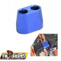 Fm-Parts Throttle Cable Protection KTM/Husqvarna 2018-2021 Blue