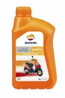 Ulei Motor 2T Motoscuter REPSOL  1L Semi Syntetic