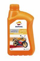 Ulei Motor Moto Sintetico  2T  REPSOL  1L Semi Syntetic