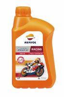 Ulei Motor 4T Moto Racing REPSOL  10W40 1L  Syntetic (MA2)