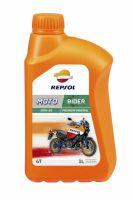 Ulei Motor 4T REPSOL RIDER 20W50 1L Mineral (MA2)