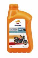 Ulei Motor 4T REPSOL  MOTO SPORT 10W40 1L Semi Syntetic  (MA2)