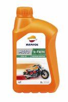 Ulei Motor 4T REPSOL MOTO V-TWIN Mineral 20W50 1L (MA2)