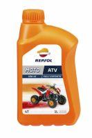 Ulei Motor 4T REPSOL  ATV  Syntetic 10W40 1L (MA2)