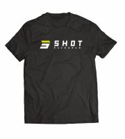 Tricou Shot 2021 Black Team