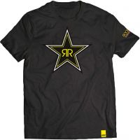 Tricou Shot 2021 Rockstars Black Star