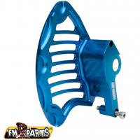 Fm-Parts Front Disk Guard Ktm/Husqvarna 2015-2022 Blue