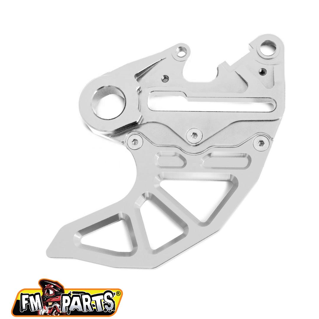 Fm-Parts Rear Disk Guard KTM/Husqvarna/GasGas 2003-2022 Silver