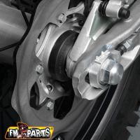 Fm-Parts Rear Wheel Bearing Protections KTM/Hsq 2003-2022 Black