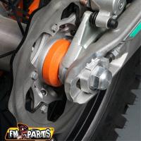 Fm-Parts Rear Wheel Bearing Protections KTM/Hsq 2003-2022 Orange