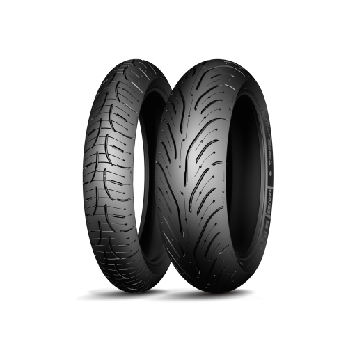 ANVELOPA MICHELIN 180/55-17 Pilot Road 4 GT 73W TL M / C BACK DOT 27/2016