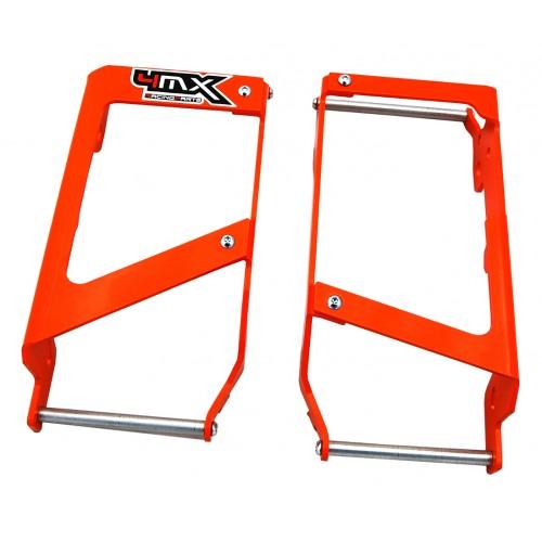 Protectii Radiator KTM 2007-2016 Aluminiu 4MX orange