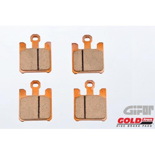 Placute de frana Gold-Fren 200 S33 Kawasaki - Suzuki  Fata