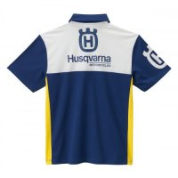TRICOU POLO HUSQVARNA TEAM