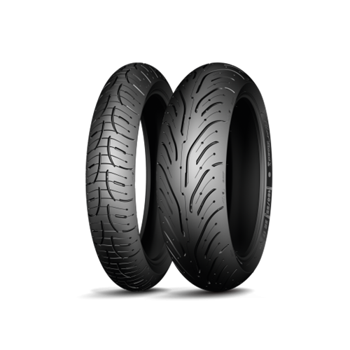 ANVELOPA MICHELIN 180/55-17 Pilot Road 4 73W TL M / C BACK