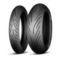 ANVELOPA MICHELIN  190/55-17 PILOT POWER 3 75W TL M / C BACK