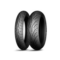 ANVELOPA MICHELIN 190/55-17 Pilot Road 4 75W TL M / C BACK DOT 15-20/2016