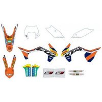 Kit Stickere KTM Factory 2014-2016