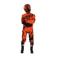 COMBO SHOT MX CONTACT RACEWAY NEON ORANGE